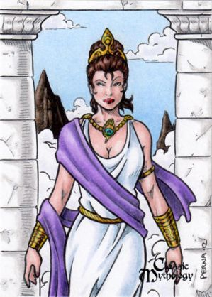 Hera - Classic Mythology