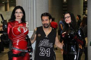 A Baroness sandwhich by Hernandez-Henson