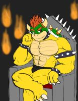 Bowser Day: Hailed to the King by CaseyLJones