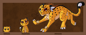 Swift cheetahs by fox-song