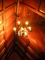 Staircase Chandelier by Momofbjl