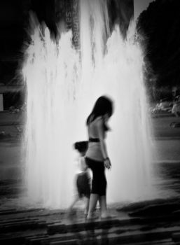 She Fountain by DayOfTheBaphomets