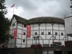 Shakespeare's Globe Theatre by samanthanagel1567