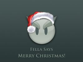 Fella's Christmas by blackbelt777