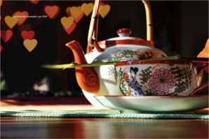 Asian Tea by Holunder