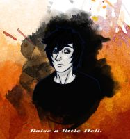 Nico di Angelo by The5IsSi5lent