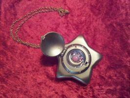 Sailor Moon Star Locket Replica 02 by ReproMan74
