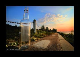 HDR Absolut Sunset by janrystar