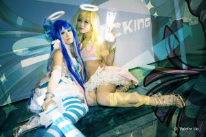 Panty and Stocking by ValeforHo