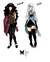 Naruto OC: The Opposite Ones by Anthenora