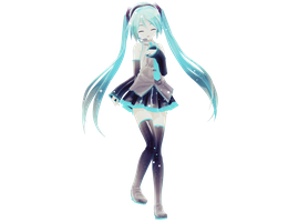 miku is cuter than you by sailor-rice
