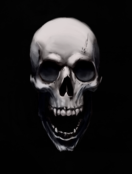 Skully by George-Eracleous