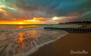 Torquay Sunrise by DanielleMiner
