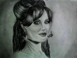 Angelina Jolie by DanloS