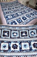 Aunt Cheryl's Afghan by RainbowWish
