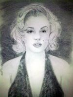 Marilyn Monroe by ShootingStar891