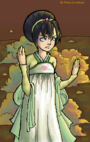 Toph by pixieC