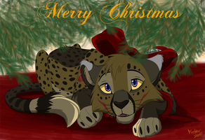 One last present by KaiserTiger