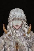 Griffith in Berserk by garakTOB