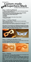 Tutorial: Custom-made Superhero Mask by Aigue-Marine