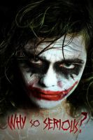 Why So Serious?.... by AmaterasuOmikami