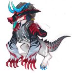 New! Ivornose dragon character auction!(CLOSED) by Tokyozilla