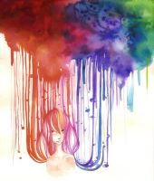 Rainbow Rain by 3lda