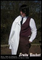 Hatori Sohma Cosplay by Brothershinto