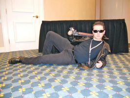 Terminator Draw Me Like One Of Your French Girls by sulacomarine