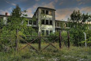 old factory by MementoX