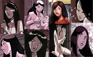 Tang Shen Collage. by fany88rousselove