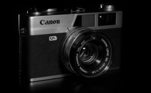 Canon Canonet QL 19 by fellipec