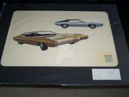 1964 G.M. proposal by cadillacstyle