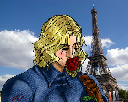 Hetalia - France by clovercarmen5