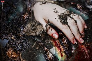 Buried Wounds by cloistering