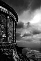 Mussenden Temple by mole2k