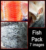 Fish Pack by Blinded-Stock