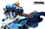 Render - Smite Thor by cloaks