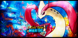 Milotic by LVSatix