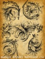 Baroque Brush by BLACKSTAR1284
