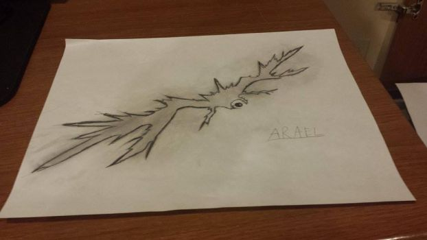 The Fifteenth Angel: Areal by razorblade011