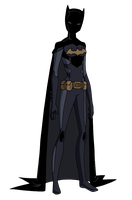 YJ: Cassandra Cain by Glee-chan