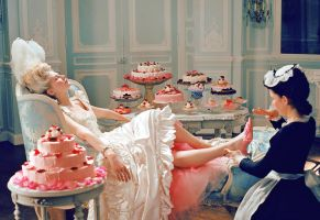 Marie Antoinette Luxurious by DiLancreRoyalty