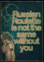Russian Roullette by Robgrafix