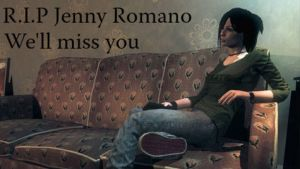We'll always remember Jenny by TheNaziKiller666