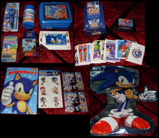 Sonic Collection .:Misc Part 2:. by VeggieMadness