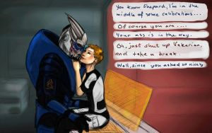 Cuddles owns Calibrations by drawanon