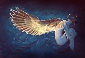 Sleep Well My Angel Remake by llamacria