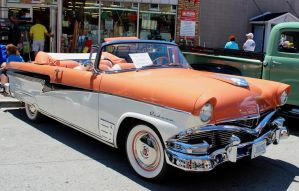 56 Meteor Rideau Sunliner by boogster11
