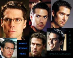 The Many Faces of Wesley... by Contradicted-Enigma